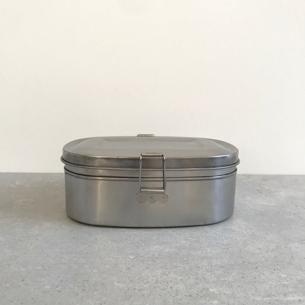 Stainless Steel Lunch Container | Large (2-layer)