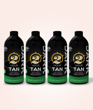 Original 2 Hour Tan Dark 4 Litres