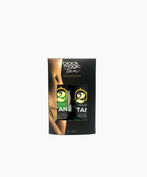 2 hour tanning sample pack