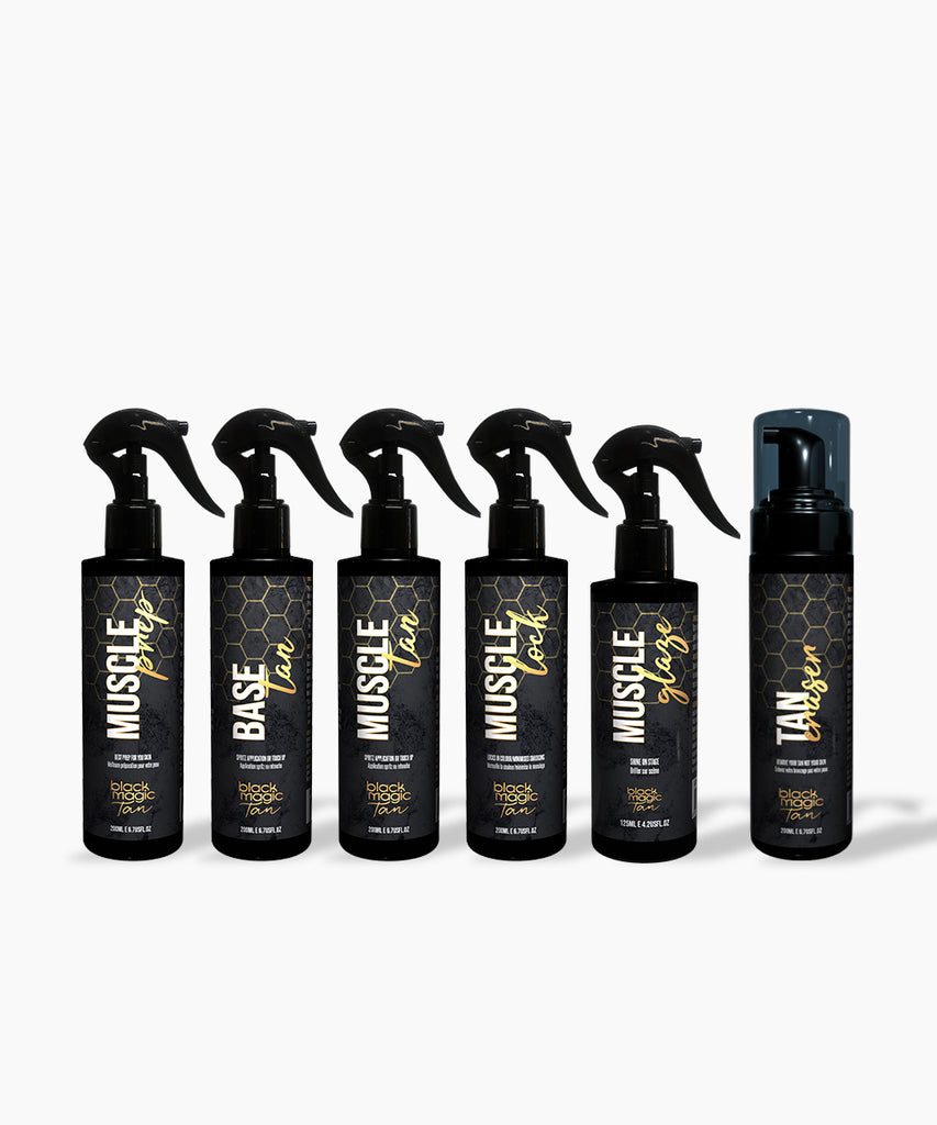 Muscle Tan Complete Competition Tanning Kit