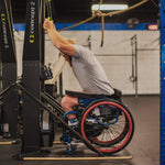 SEATED ATHLETE EQUIPMENT