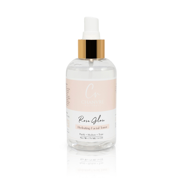 Rose Glow Hydrating Facial Toner Mist