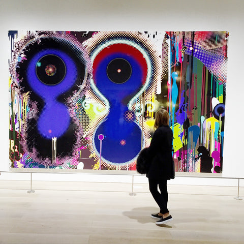Murakami at Mori Art Museum