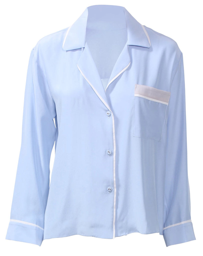 BLAIR SKY BLUE SHIRT