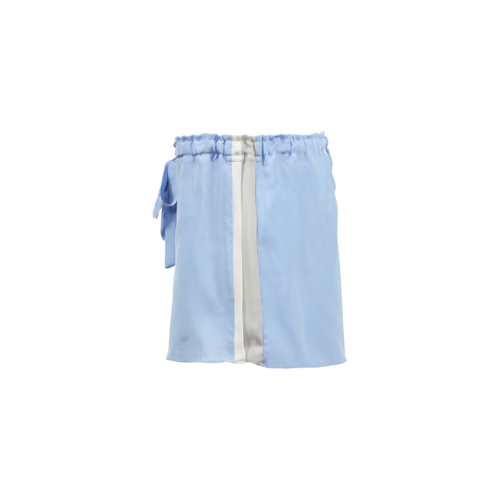 JULIA SKY BLUE SHORTS