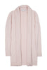 LAUREN LONG CARDIGAN - BLUSH