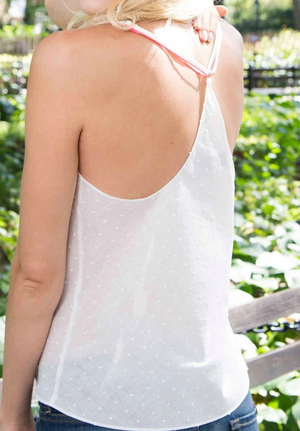 Camisole on model