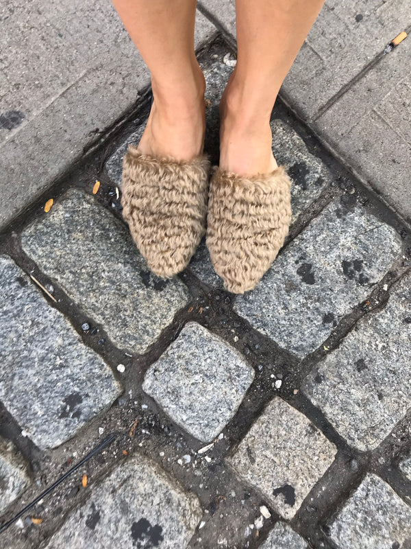 AM x STARCH SLIDES - CAMEL