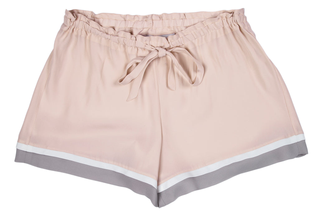 ASHLEY PEACH SHORTS