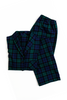 flannel blackwatch tartan pajamas