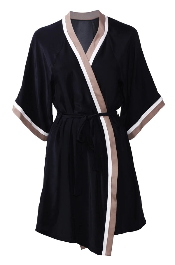 GRACE MIDNIGHT ROBE