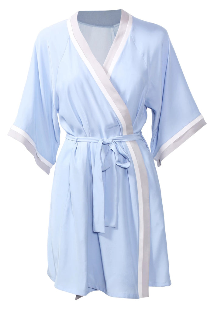 GRACE SKY BLUE ROBE