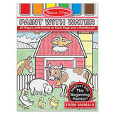Paint with Water Farm Animals