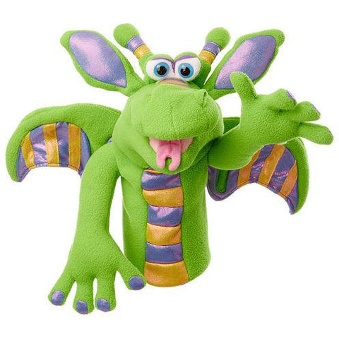 Smoulder The Dragon M&D Puppet