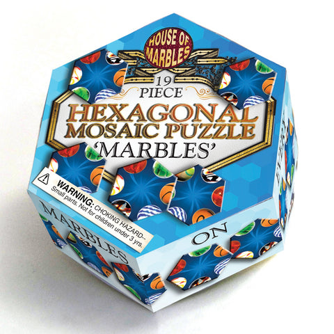 Hexagonal Tile Puzzles