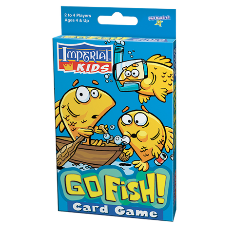 Go Fish Oversized Cards