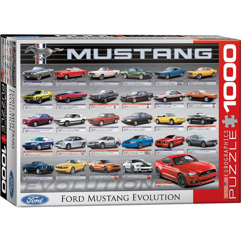 Ford Mustang Evolution Pz1000