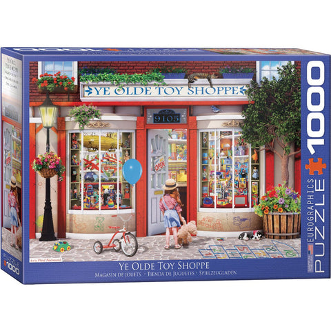 Ye Olde Toy Shoppe Pz1000