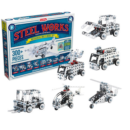 Steel Works Mechanical Multimodel Set