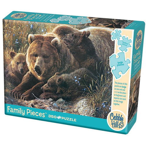 Grizzly Family Pz350