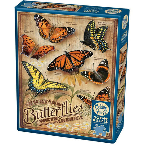Backyard Butterflies Pz500