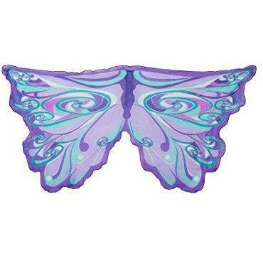 Purple Fairy Rainbow Wings