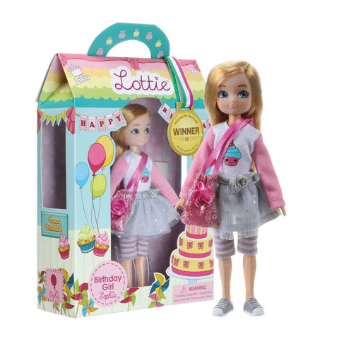 Lottie Doll: Birthday Girl Sophia