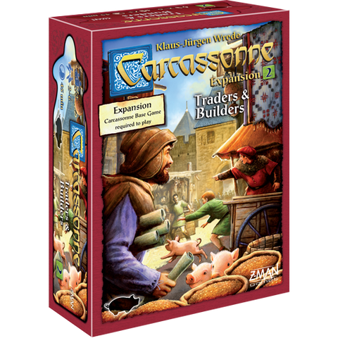 Carcassonne Traders & Builders