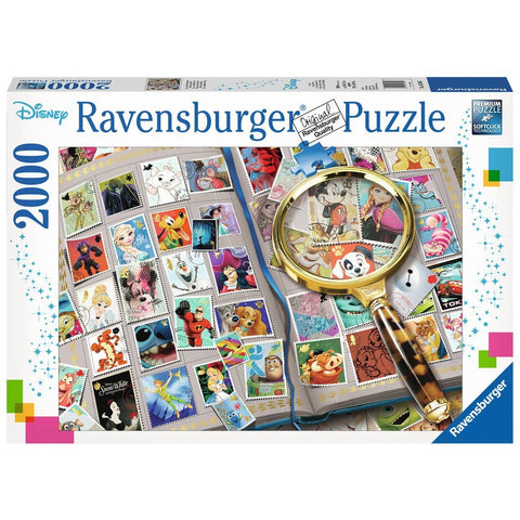 Disney Stamp Album Pz2000