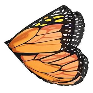 Monarch Butterfly Orange Wings