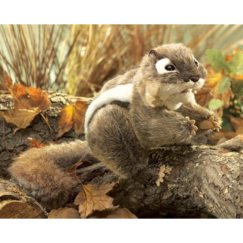 Eastern Chipmunk Puppet 2888