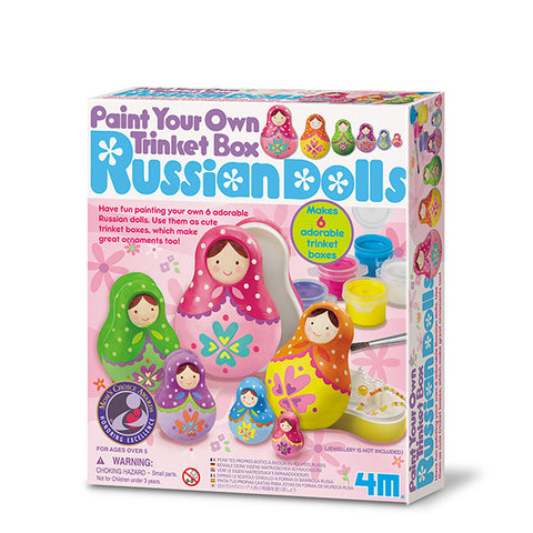 PYO Russian Dolls