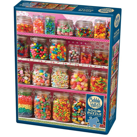 Candy Shelf Pz 500