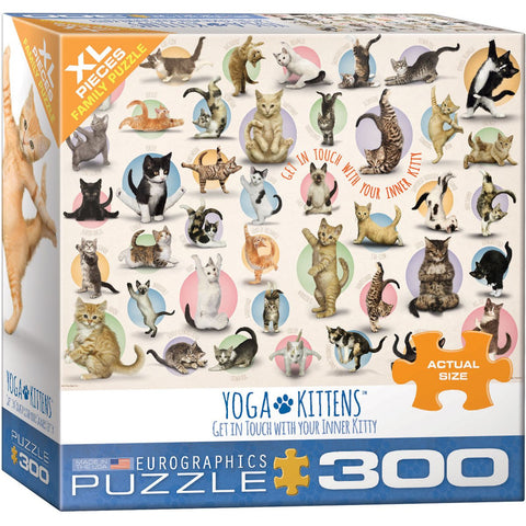 Yoga Kittens Pz300XL