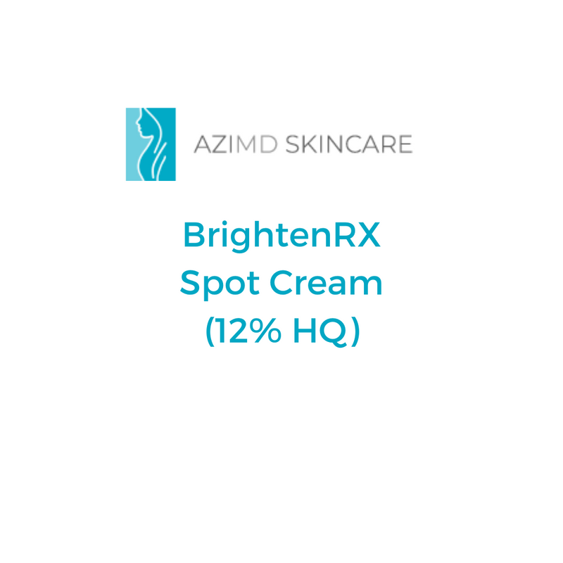 SkinBRIGHT BrightenRX Spot Cream (12% HQ)