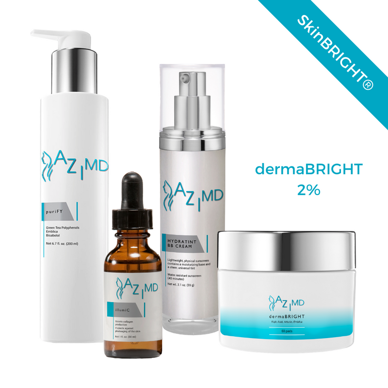 SkinBright Kit w Dermabright 2%