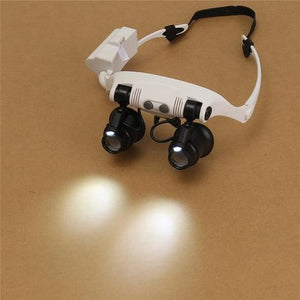 25 Strongest Head-Mount Magnifier-Worldwide Freeshipping