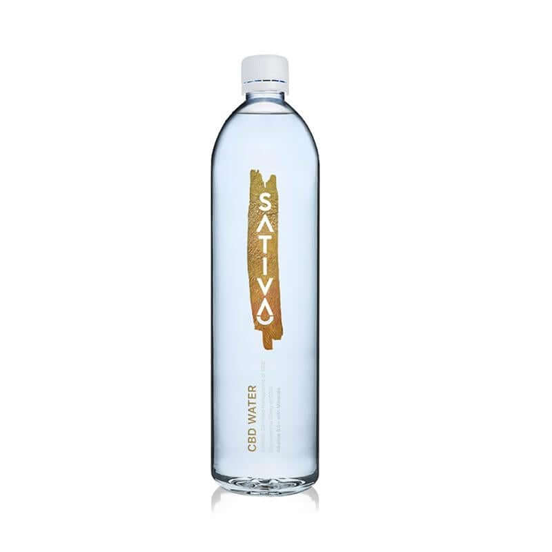 1 Liter CBD Drink By Sativa Water