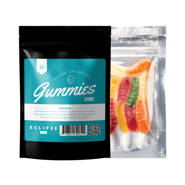 Eclipse CBD  CBD Assorted Gummies 50mg