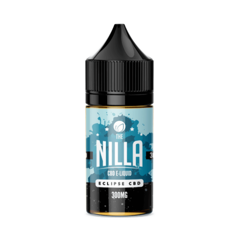 Eclipse CBD The Nilla CBD Vape Juice 300mg - 600mg