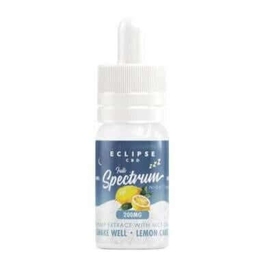 Eclipse CBD Lemon Cake Night Time Full Spectrum CBD Tincture 200mg