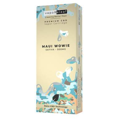 Creating Better Days Maui Wowie CBD Cartridge 500mg