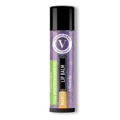 Veritas Farms Mango Lip Balm 25mg