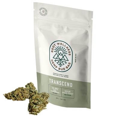 Root Wellness Transcend CBD Bud Bag