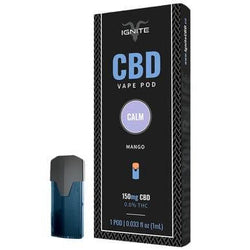 Ignite CBD  Mango CBD Pod 150mg