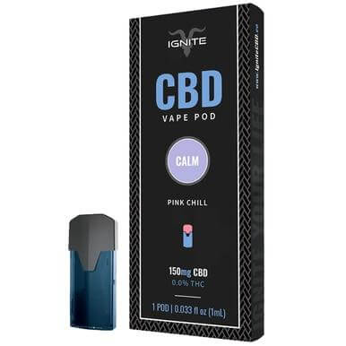 Ignite CBD Pink Chill CBD Pod 150mg