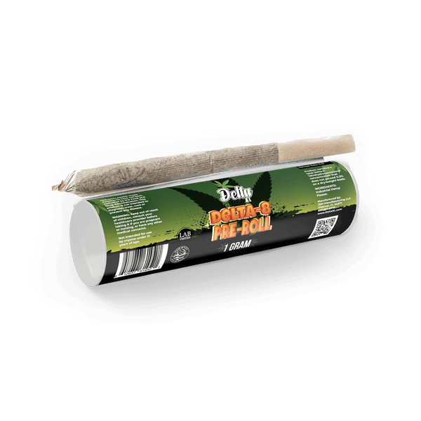 Delta 8 THC Pre-roll By DeltaXL