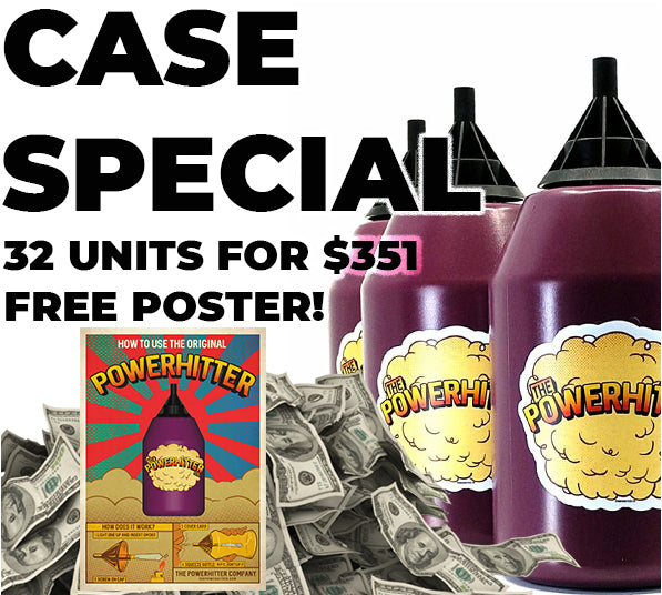 Special Wholesale Case Discount (32 Units per case)