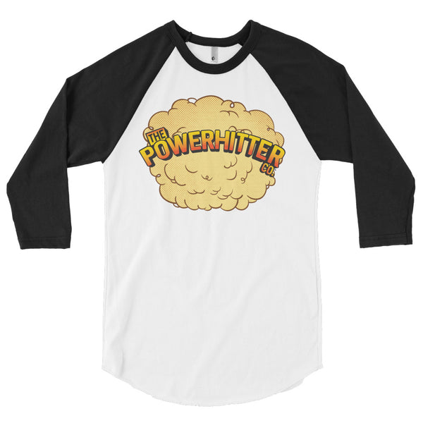 Official PowerHitter™ 3/4 sleeve Baseball Shirt