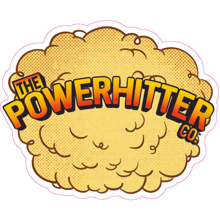 The PowerHitter Co™ Sticker